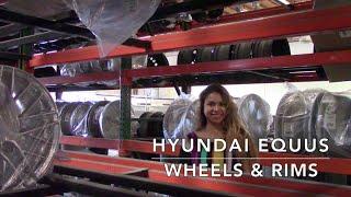 Factory Original Hyundai Equus Wheels & Hyundai Equus Rims – OriginalWheels.com