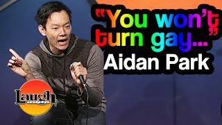 You Won't Turn Gay | Aidan Park LIVE at the Laugh Factory