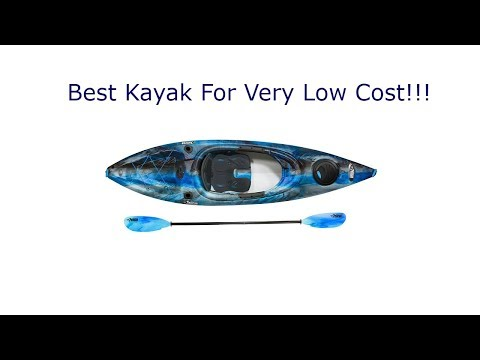 Repeat I got a new kayak! Pelican intrepid 100x by Chasing the