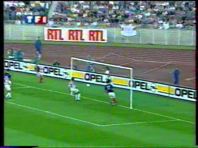 No 15. FRANCE vs ARMENIA 2-0 (05/06/1996) Highlights