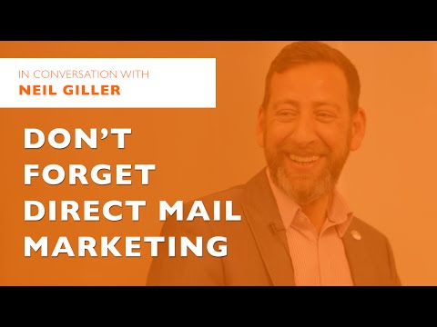 What's The Deal With Direct Mail Marketing? | #InConversation