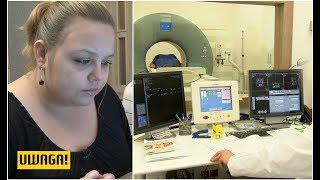 Błędna diagnoza. Lekarze pomylili udar mózgu z psychozą (UWAGA! TVN)