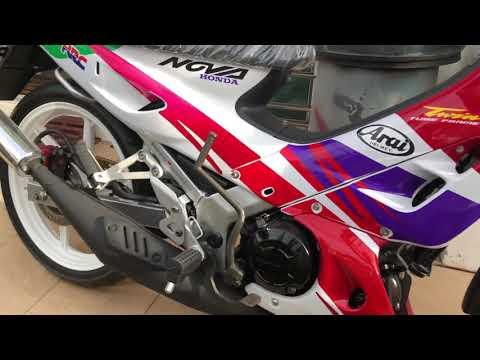 Honda Nova Dash Start !!!