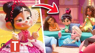 Vanellope Gets OFFICIAL Disney Princess Initiation In New Wreck-It Ralph 2 Trailer