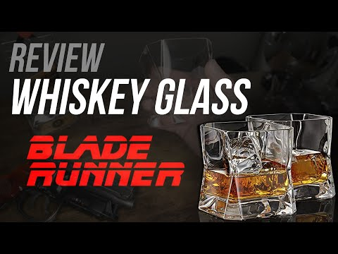 CHEAP Blade Runner Whiskey Glass - REVIEW - Cibi Alternative