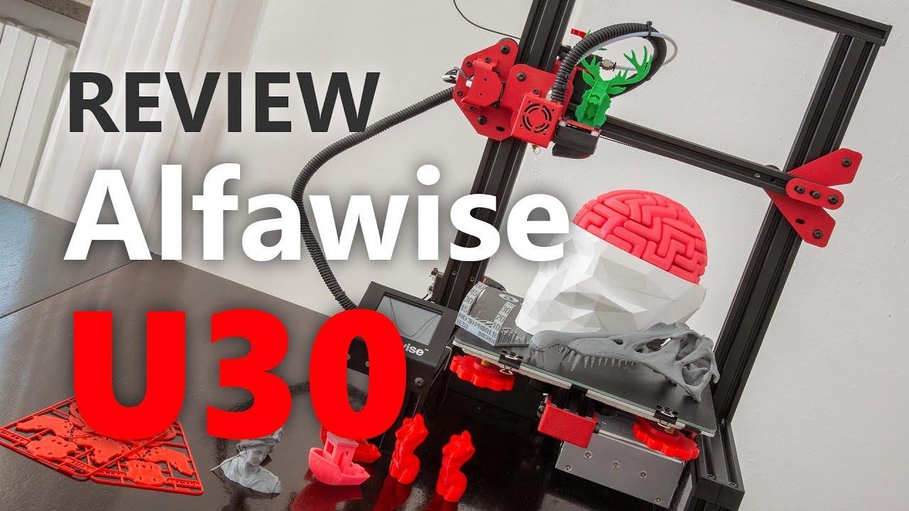 Alfawise U30 3D Printer Review 2019 – Printer3d