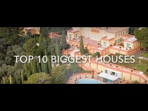 top 10 biggest tallest and most expensive houses and mansions in the world 2017 - Biggest House In The World 2017