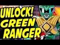 Mighty Morphin Power Rangers Mega Battle Part 4 UNLOCK THE GREEN RANGER Level Inside the Tower