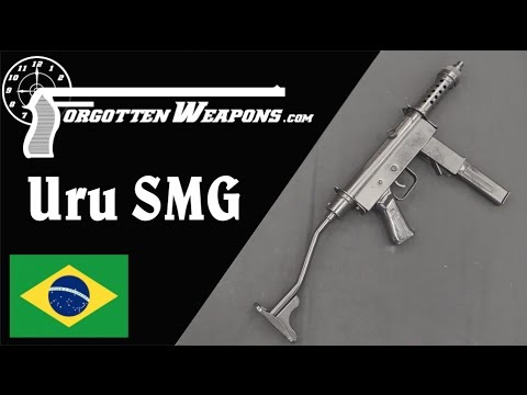 The Brazilian Uru SMG: A Study in Simplicity