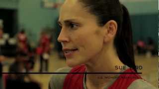 Women's Basketball Pre-Game Interviews | 2012 Olympic Journey | Taking London Ep. 8