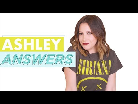 Why I Relaunched My YouTube Channel Q&A I Ashley Tisdale