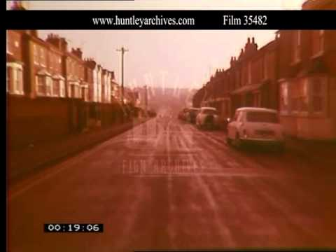 High Wycombe, 1970's - Film 35482
