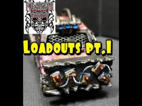 GASLANDS Loadouts pt.1