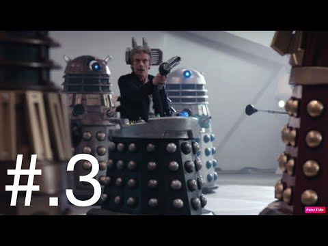 """(Fresh Reaction To) Doctor Who Season 9 Episode 2 """"The Witch's Familiar"""" Part 3"""
