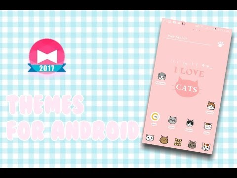 Cute Themes [ +Home Launcher ] [Android]  ~ ̑♡