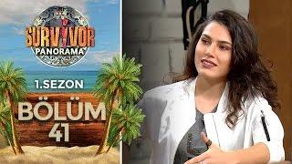 Survivor Panorama 1.Sezon   41.Bölüm