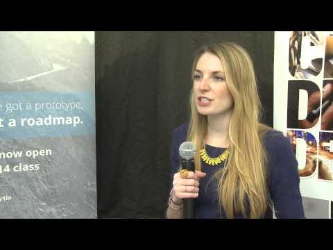 Demo Day Interview: Christina Mercando of Ringly - YouTube