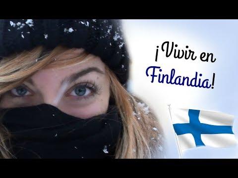 ¡Vivir en FINLANDIA!