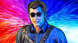 Ash Williams.EXE - Dead By Daylight