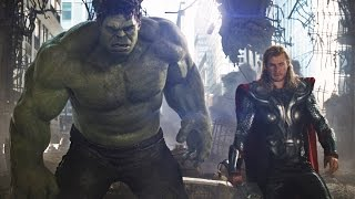 Hulk & Thor Teaming Up For Thor 3?