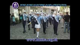 HKMBA~2011HKMBFestival~Marchin