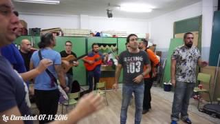 Ensayo de La Eternidad 07 11 16 coros