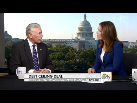 Hoyer on debt deal: It does provide a way forward