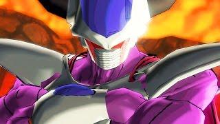KING COLD 6TH FORM / SSJ5 GOKU & VEGETA - Dragon Ball Xenoverse Mods