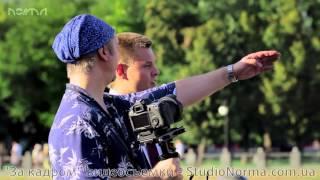 За кадром видеосъемки свадебного клипа - Миссия Выполнима Харьков свадьба