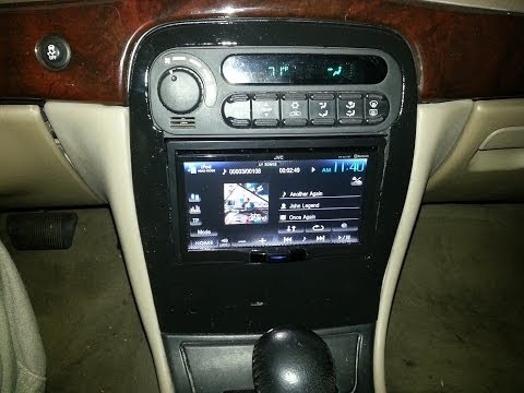 Double Din Conversion Part 1 Of 3