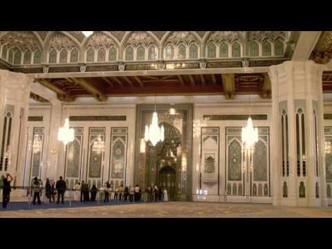 The Sultan Qaboos Grand Mosque   (Muscat / مسقط- Oman / سلطنة عمان )