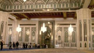 The Sultan Qaboos Grand Mosque   (Muscat / مسقط- Oman / سلطنة عمان )