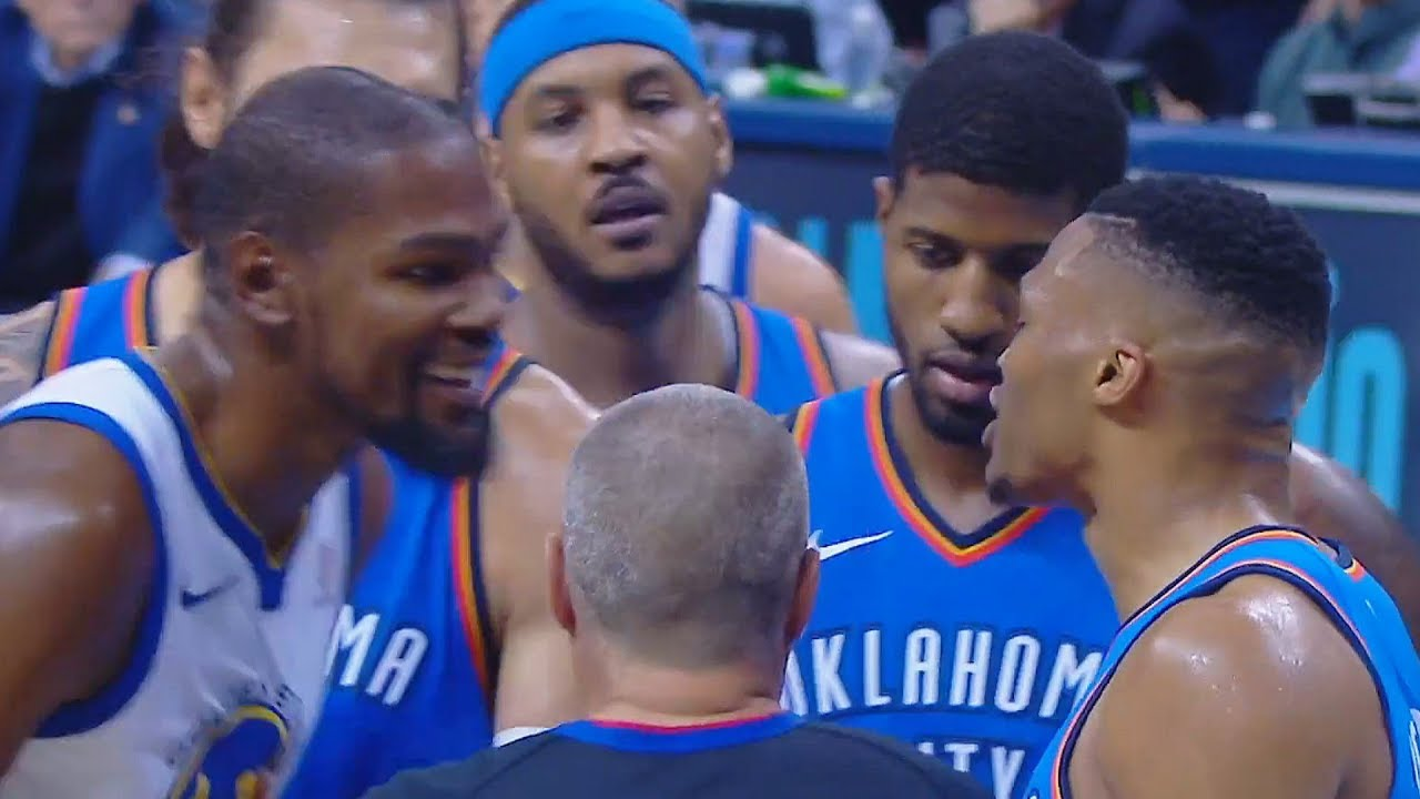 d47a87d660ae Kevin Durant Calls Russell Westbrook a