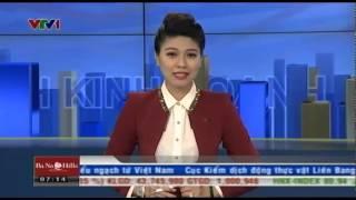 VTV ban tin Tai chinh sang 11 08 2014