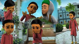 Islamic Cartoon for Kids | Faizan Nay Ghar Kyun Chora? | Must Watch | Kids Animation