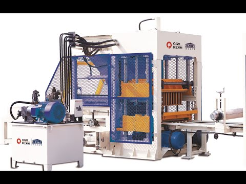 QGM QT6 Brick machine in south africa durban