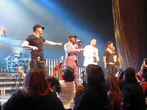 NKOTB Radio City Music Hall - w/ Backstreet Boys 06.19.10