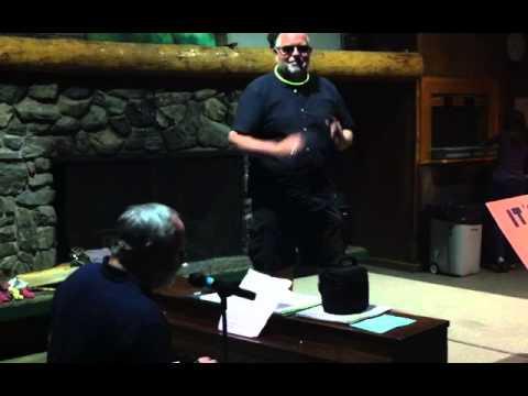 Pacific Unitarian Church Camp deBenneville Pines SD 480p