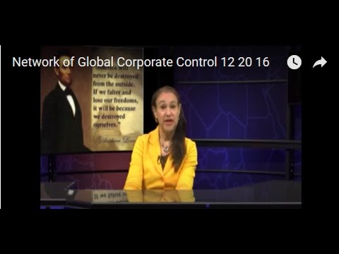 Network of Global Corporate Control 12 20 16