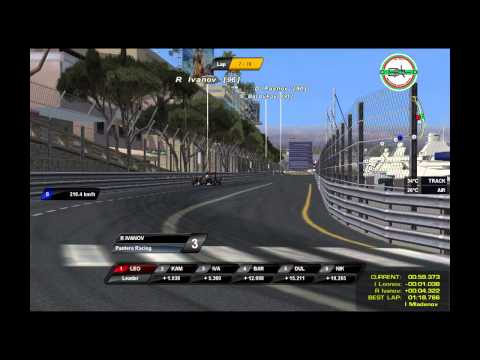 Season 4 - Round 4 - Monaco Grand Prix at Circuit de Monaco LIVE