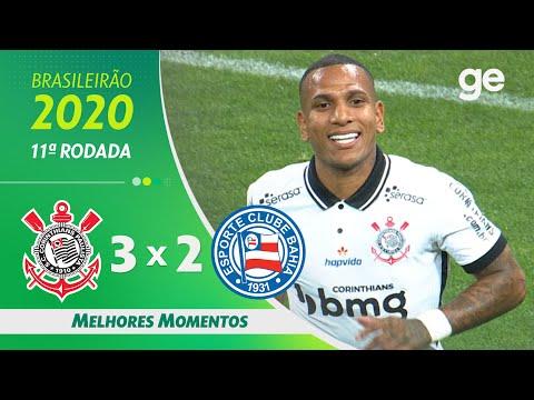 VÍDEO: Melhores momentos de Corinthians 3 x 2 Bahia - OneFootball