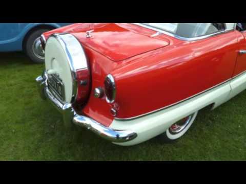 1961 Austin Metropolitan up close