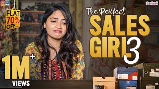 The Perfect Sales Girl Part 3 || Dhethadi || Tamada Media