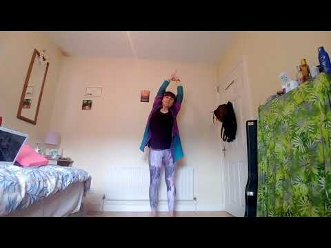 30 Days of Yoga with Orla: Day 4