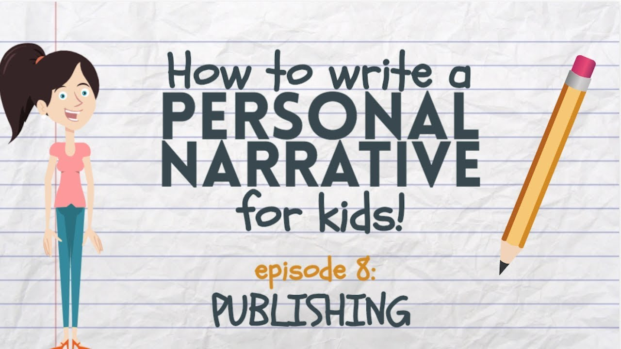writing narrative essays for kids In this lesson, we will examine various types of narrative techniques in writing, as well as examples of the literary techniques relevant to style.