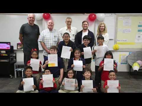 Farmers Branch Elementary School  Mentoring Program