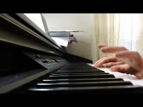 Pierce The Veil - Tangled in the great escape (Piano cover)