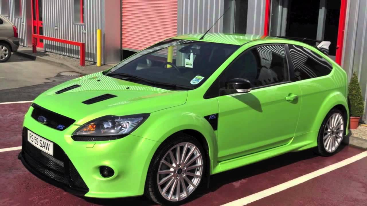 Rs59 saw ford focus rs for sale focus rs direct
