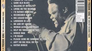 Freddie King - San Ho Zay