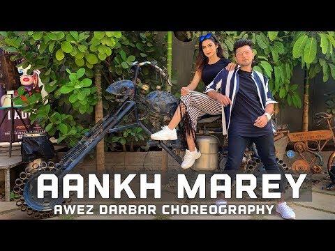 Aankh Marey - Simmba | Awez Darbar Choreography
